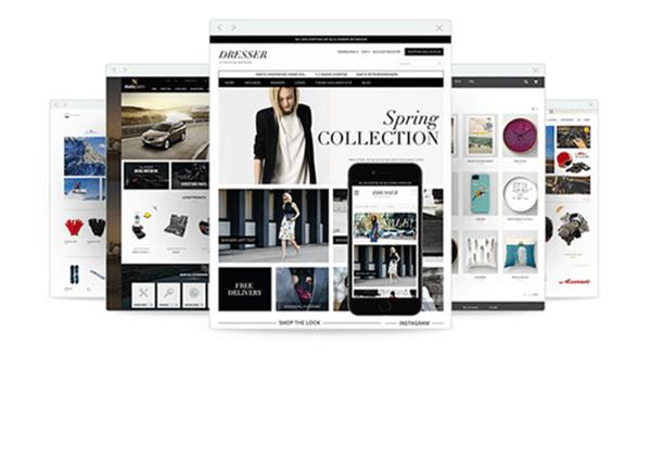 LightSpeed Shop Design